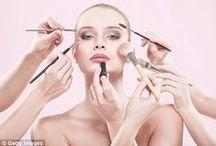 Cosmetics: Make up How to's / by Jolanda van Pareren