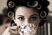 Tea Time / Life is like a cup of tea...  it's all in how you make it...