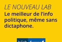LE LAB POLITIQUE / http://lelab.europe1.fr/ / by Europe 1