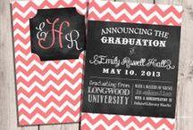 Grad Invites / by Joelle Yamada