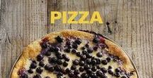 Pizza / If you need an excuse to make pizza, we're giving you plenty! Break away from tradition with fun and easy dessert pizza, pizza dough creations, and tempting new flavor combos.