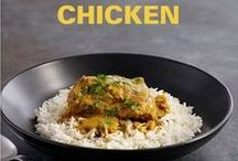 Tasty Chicken / Discover tempting chicken dishes that are oh so moreish and packed with flavor--without
