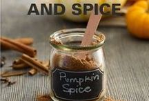 Pumpkin And Spice