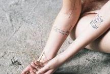 tattoo / by Alex Begin