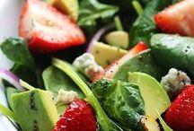Salads / by NancyC