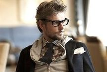 For the sartorial male / #mensfashion #work #men #fashion / by Andy Ve Eirn