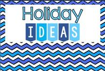 Holiday Classroom Ideas
