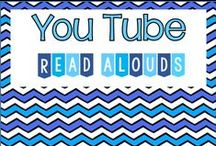 Read Alouds on You Tube