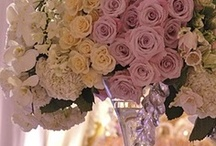 Floral Fantasy / A variety of blooms in spectacular arrangements... / by Stephanie Miceli
