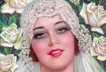 Vintage Brides / by Stephanie Miceli