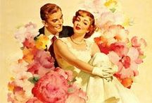 Vintage Love And Romance / by Stephanie Miceli