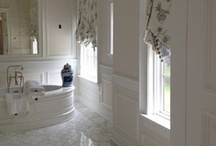 Bathrooms/Powder Rooms / by Arell Olson