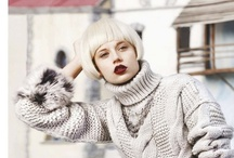 Knitwear Fashion / by Andy Ve Eirn