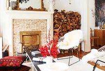 Traditional Wood Mantels / Beautiful wood fireplace mantels to enhance your living space.