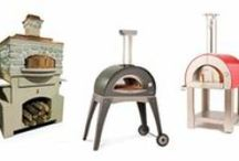 Outdoor Pizza Ovens! / Be the hostest with the mostest by entertaining with a wood-fired pizza oven.
