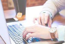 Blogging / Helpful resources for and about all things blogging. // blog, blogger, blogging, blogging tips, blogging resources, savvy blogging, how to blog, start a blog, make money blogging, blog organization, blog design