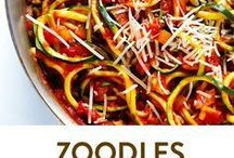Zucchini / All things zucchini