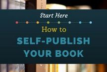 Indie Publishing / Tips, ideas, advice, and all kinds of resources for self-publishing your book // publishing, self-publishing, indie publishing, indie author, how to publish a book, self-publishing tips, indie publishing tips, get published