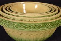 Pottery, Jugs, Crocks & Vases / New & vintage