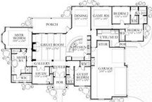 Dream Floorplans / by Tishy Photography