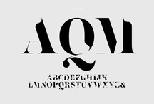 Typography / by Jesper Winther