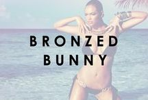Bronzed Bunny / by Beach Bunny Swimwear