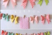 Ribbons, bows