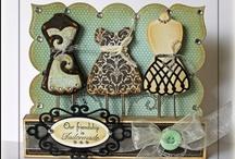 Cards - Dresses, ladies