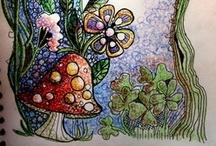 Art journal, mixed media, journaling