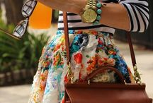 Fashion #Spring & #Summer
