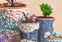 Flower Pot Crafts / Crafts using flower pots