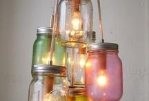 Bottle & Jar Crafts / Crafts using bottles and jars