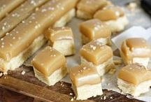 Food: Treats of Interest / Dessert recipes that are easily adaptable, butter-wise