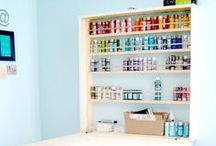 Organisation & Storage Ideas / All this lovely papercrafting products... lets get some great ideas on how to store them