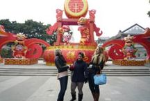 Adelphi Abroad / Pics of students abroad