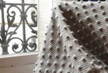 Knit & Crochet / Patterns and project inspiration for knitting and crochet.