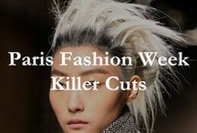PFW - Killer Cuts / Runway fabulous haircuts from Paris Fashion Week to get inspired and find your own.   / by Ykone