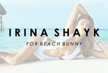 Irina Shayk for Beach Bunny  / Equestrian inspired styles  / by Beach Bunny Swimwear