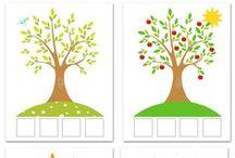 Homeschool: Prek/K / PreK & Kinder Curriculum & ideas / by My Life as a Rinnagade