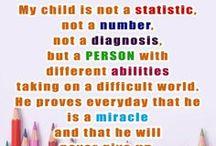 Autism Quotes / Inspirational quotes on Autism Spectrum Disorders