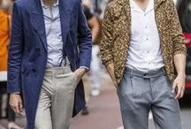 Men's Street Style / Get inspired from these great menswear street styles. / by The RealReal