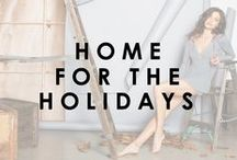 Home For The Holidays / Cozy up for the holidays in our new loungewear. / by Beach Bunny Swimwear