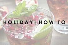 How To: Throw a Holiday Party / by Beach Bunny Swimwear