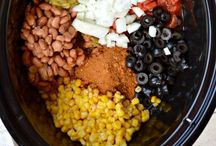 Slow and Easy / Crockpot Meals / by Katy Grimm