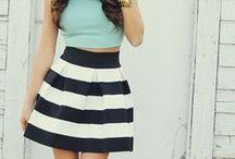 Fashion: Skirts / Skirts, skirt, skirts!