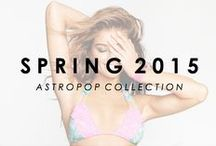 Beach Bunny Spring 2015 | ASTRO POP / by Beach Bunny Swimwear