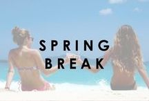 Beach Bunny Spring Break 2015 / by Beach Bunny Swimwear