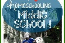 Homeschool: Middle School