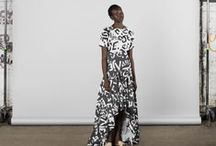 """AJE MBFWA // LOOK BOOK / """" Our SS15/16 collection is titled 'Vihara' - literally meaning 'a secluded place in which to walk - we were inspired by the elegance and pared-back beauty of monastic life. It's quite a shift from our previous themes and is all about interpreting the colours, shapes and textures of secular life into modern and beautiful clothing. """" Photographer: Felix Forest // Hair: Goldwell // Beauty: Bobbi Brown Australia // Stylist: Kelly Hume // Shoes: Nine West"""