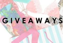 INSTAGRAM GIVEAWAYS / Come join our contests to enter our amazing seasonal giveaways!!    Keep up with us on Instagram to see when our next giveaway will be: https://www.instagram.com/beachbunnyswimwear/